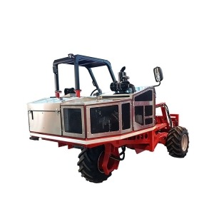 Tracteur Porte-Outil Silofarmer